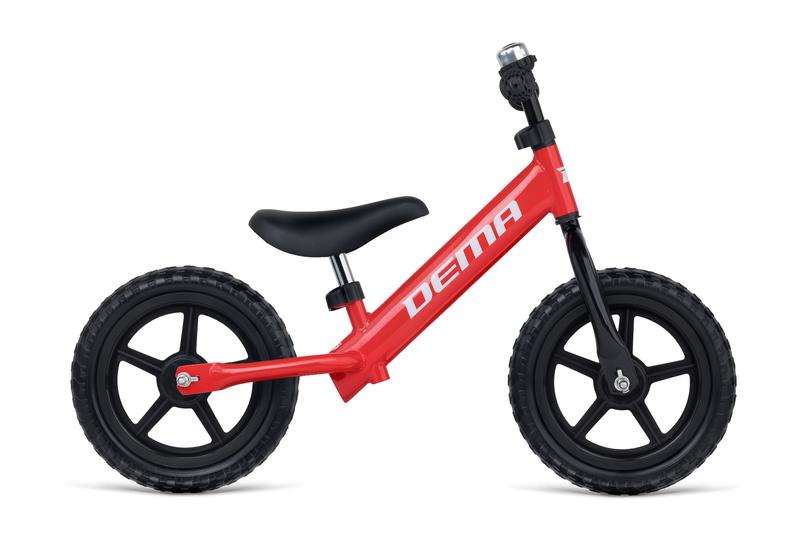 Rower biegowy dziecięcy DEMA Beep PVA red