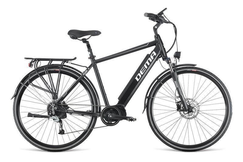 Rower trekingowy elektryczny Dema E-LLIOT TOUR MODEST 600 20